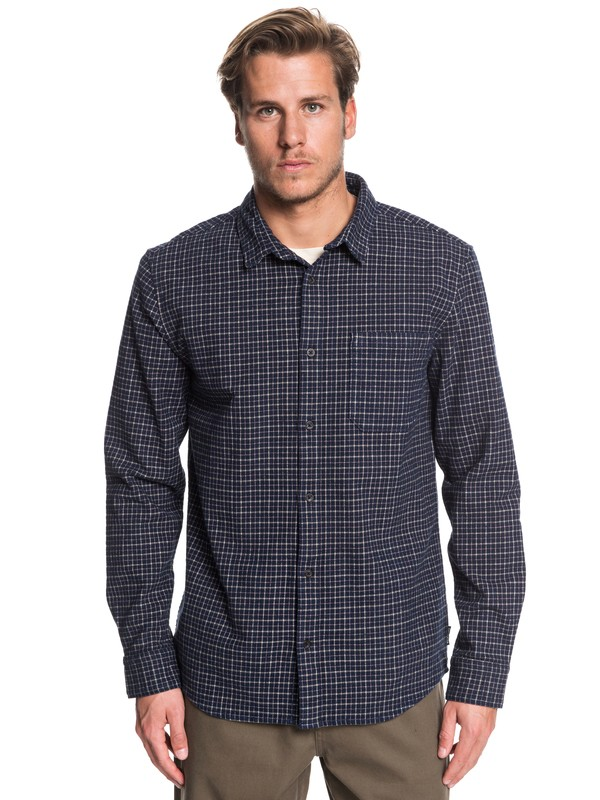 0 Marra Mundi - Long Sleeve Shirt Black EQYWT03865 Quiksilver