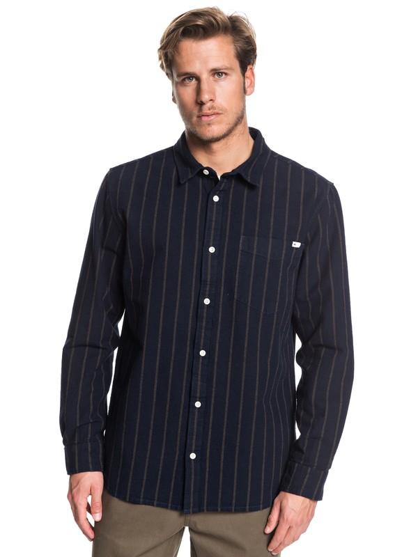 0 Graceful Wave Long Sleeve Shirt Black EQYWT03869 Quiksilver