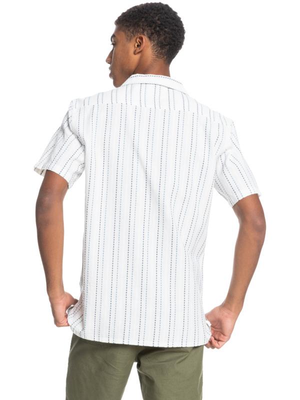 Caravan Stripe - Short Sleeve Shirt for Men  EQYWT04204