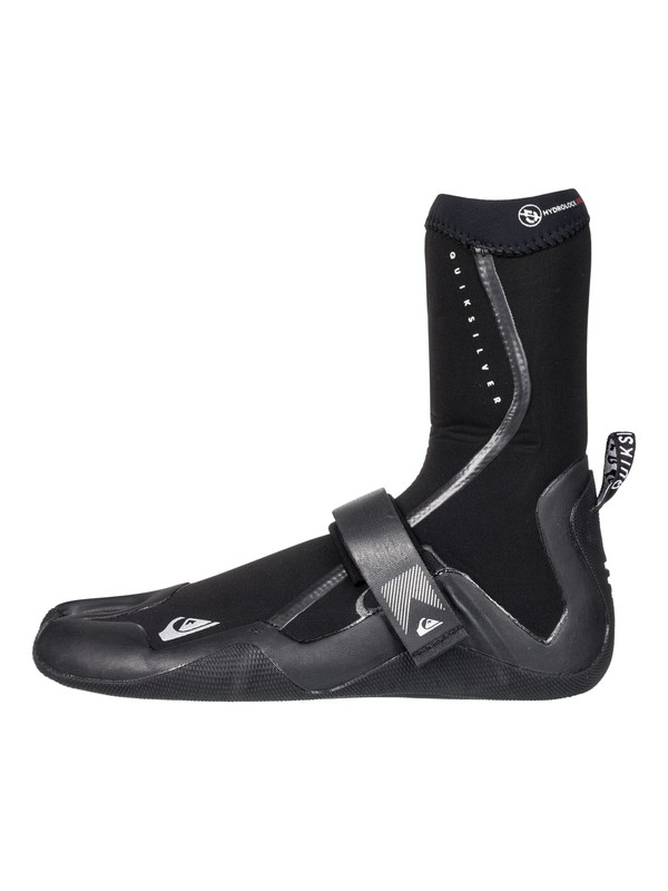 0 5mm Highline Plus Split Toe Surf Boots Black EQYWW03027 Quiksilver