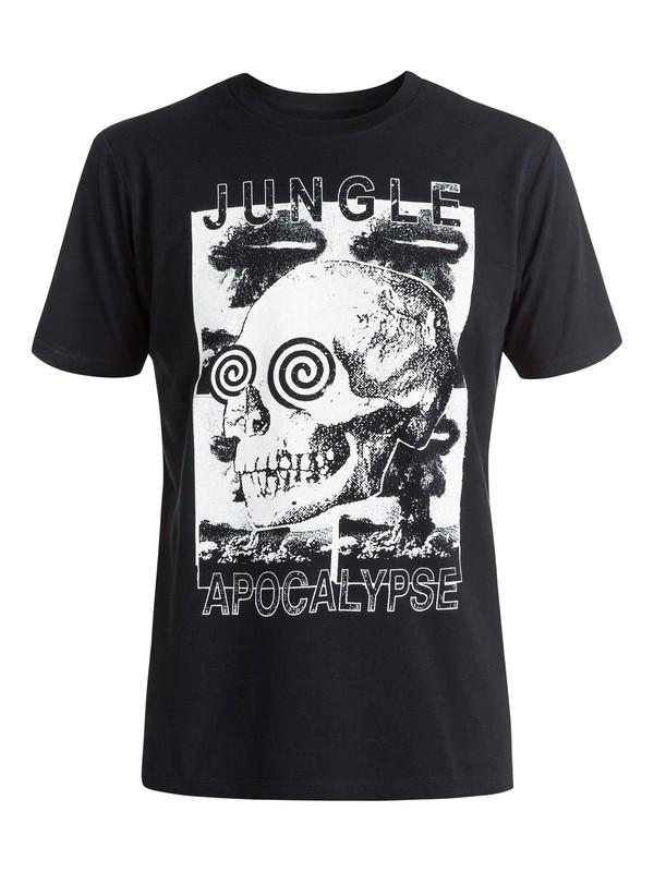 0 Amazon Apocalypse - Camiseta  EQYZT03622 Quiksilver