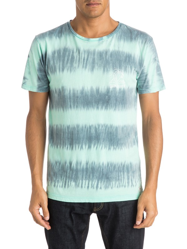 0 Fade Out - T-Shirt  EQYZT03771 Quiksilver