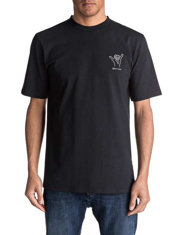 0 Palm Reader - Tee-Shirt pour Homme  EQYZT04472 Quiksilver