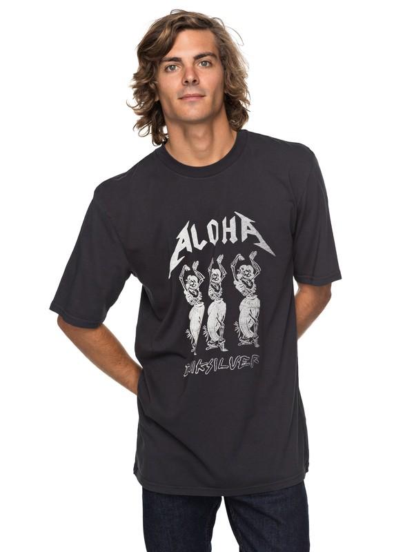 0 Peach Buzz - Camiseta para Hombre  EQYZT04739 Quiksilver