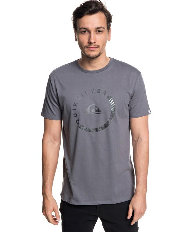 0 Slab Session - Camiseta para Hombre Negro EQYZT04940 Quiksilver