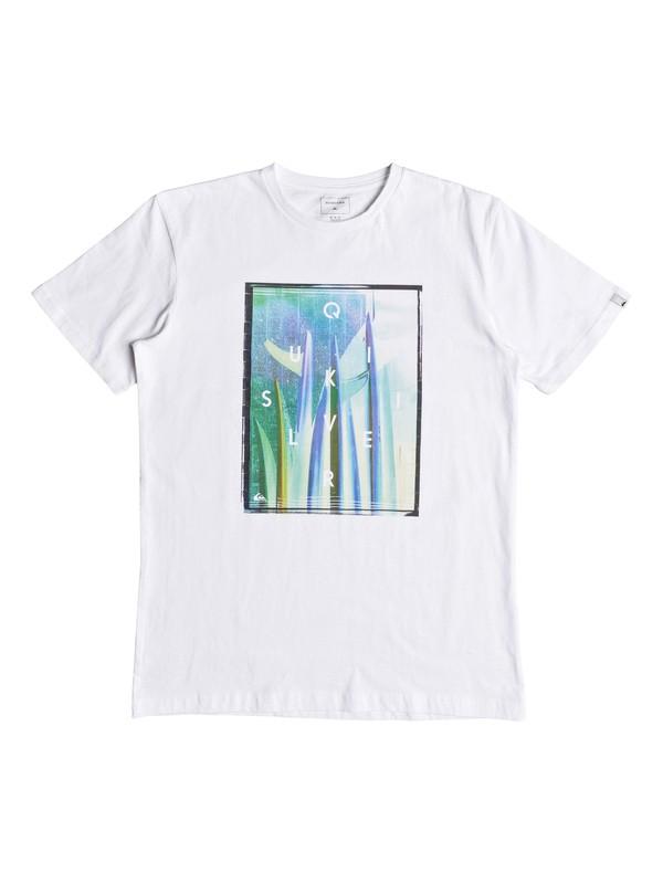0 Quiver Central - T-Shirt for Men White EQYZT04946 Quiksilver