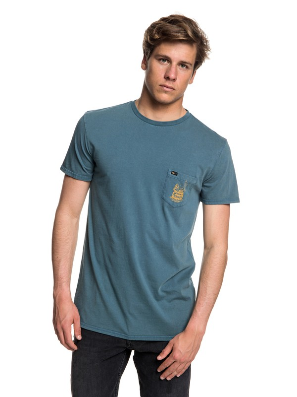 0 Gettin Barreled - T-Shirt for Men  EQYZT05001 Quiksilver