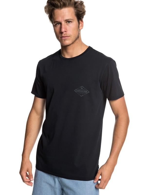 0 Vibed - Camiseta para Hombre Negro EQYZT05222 Quiksilver