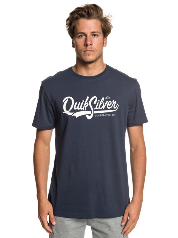0 Quik Pool - T-Shirt for Men Blue EQYZT05293 Quiksilver