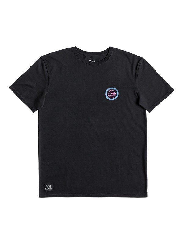 0 Black Ball - T-Shirt for Men Black EQYZT05349 Quiksilver