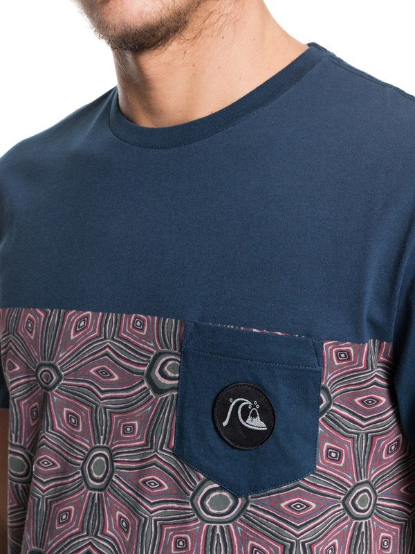 Tripper - Pocket T-Shirt for Men  EQYZT05430