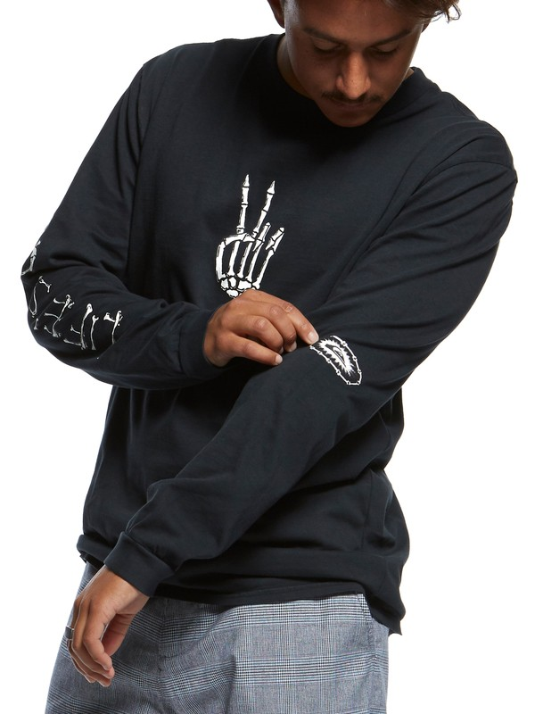 Originals Lifes Quik - Long Sleeve T-Shirt for Men  EQYZT05471