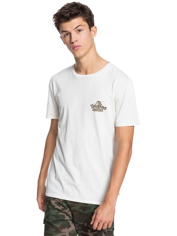 Surf Safari - Organic T-Shirt for Men  EQYZT06351