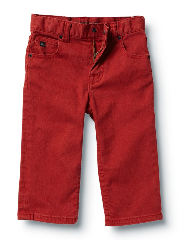 0 Baby Distortion Jeans  I205629 Quiksilver