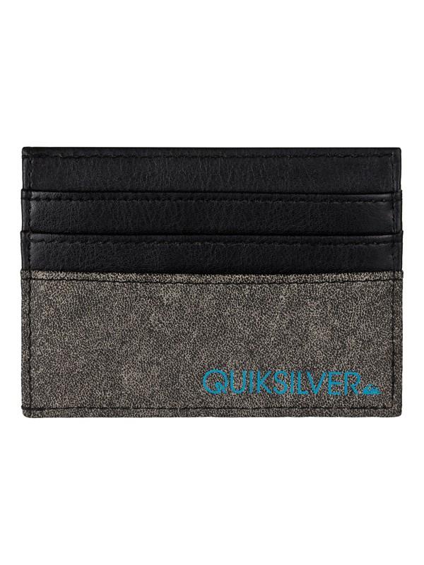 0 Slim Jim Wallet  UQYAA03078 Quiksilver