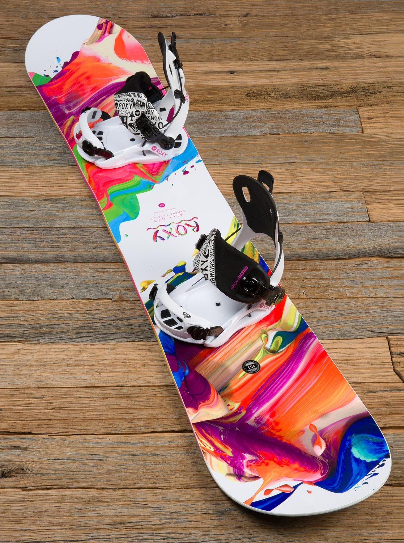 94dea63bf0f2 3 Ally BTX Snowboard 4231305 Roxy