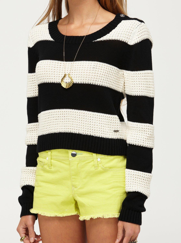 2 Newest Leaf Sweater 467542 Roxy