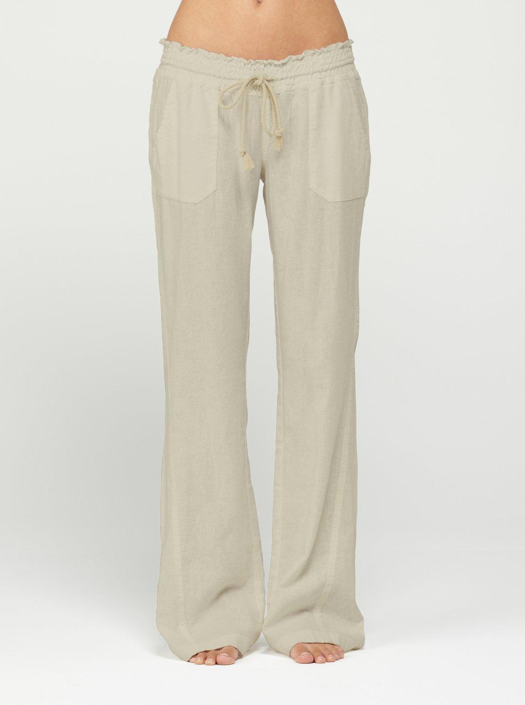 57ab2d95be 0 Ocean Side Pants 473220V2 Roxy