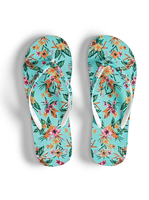 Roxy™ Ariel Pebbles Flip-Flops for Girls ARGL100232