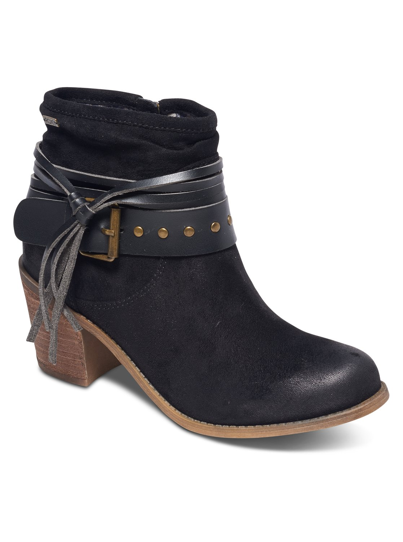 ed66d002229 Dallas Heeled Ankle Boots ARJB700368 | Roxy