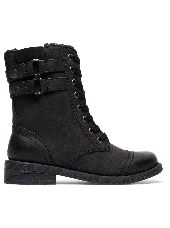 563902e3be5c3 1 Dominguez - Botas para Mujer Negro ARJB700543 Roxy
