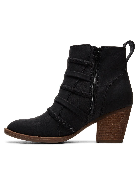 3a5ec4fc9b49 2 Mackay Heeled Boots Black ARJB700595 Roxy