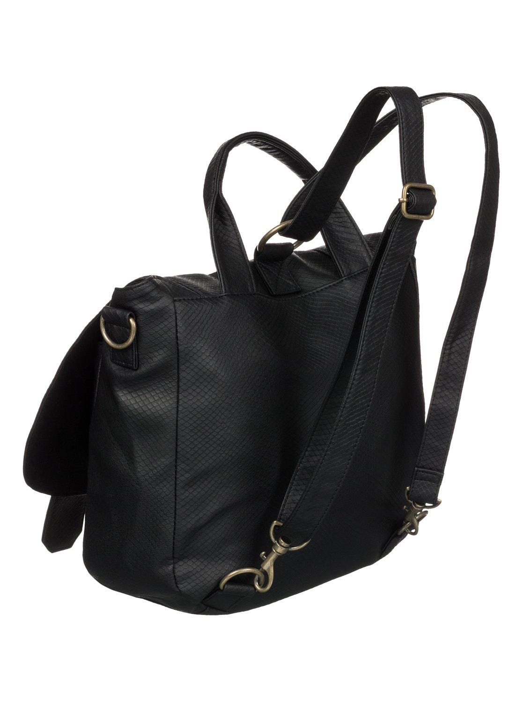 4ec81e162ca5 2 Magnolia Bay Rucksack Bag Black ARJBA03078 Roxy