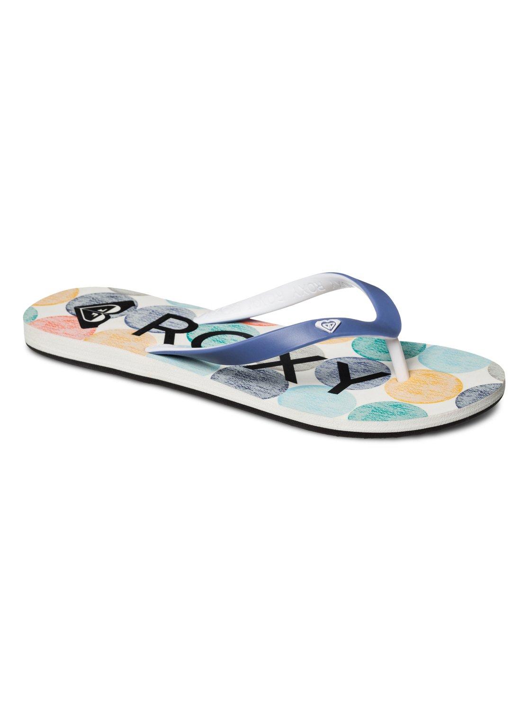 fc3d093e6a5 0 Tahiti - Flip-Flops for Women White ARJL100132 Roxy