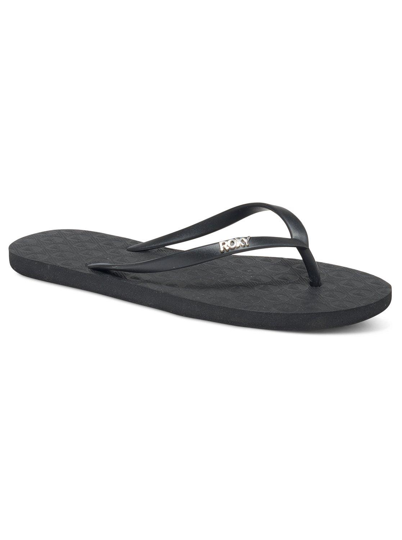 08c69887b 0 Viva - Flip-Flops for Women Black ARJL100507 Roxy