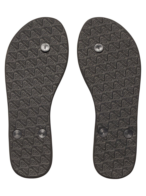 c9b5b0a11588 3 Viva Stamp Flip-Flops ARJL100543 Roxy