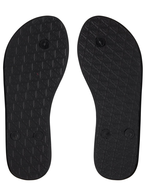 3ec3b45e2 3 Bermuda Flip-Flops Black ARJL100664 Roxy