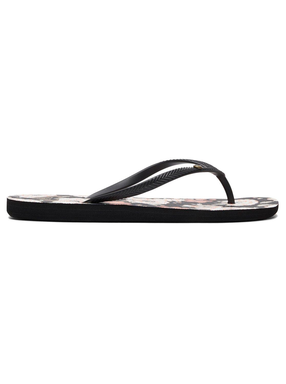 9b464b697 1 Bermuda Flip-Flops Black ARJL100664 Roxy