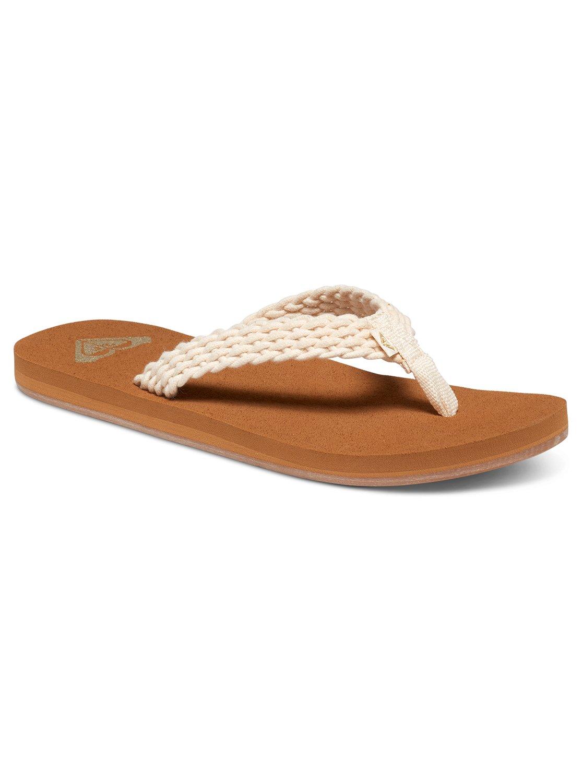 3ab3d5b8162 0 Porto II - Sandalias para Mujer Blanco ARJL100677 Roxy