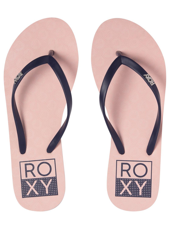 Roxy-Viva-Stamp-Tongs-pour-Femme-ARJL100683 miniature 15