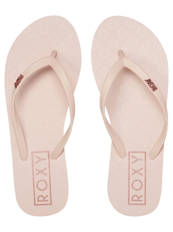 Roxy-Viva-Stamp-Chancletas-para-Mujer-ARJL100683 miniatura 13