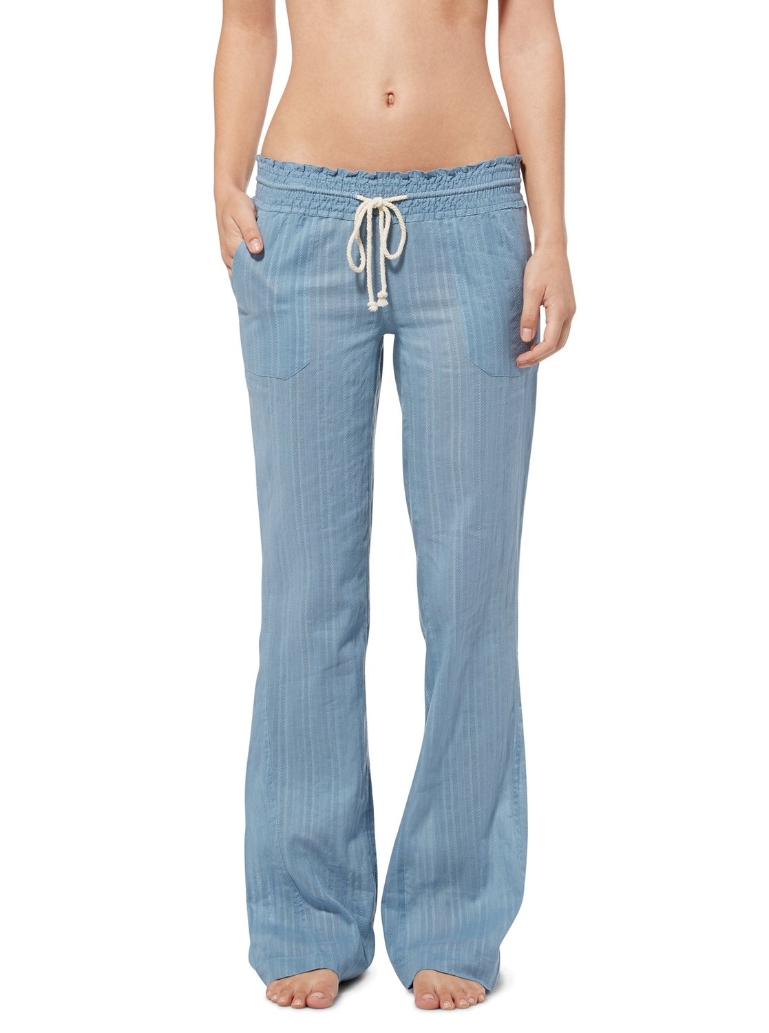 3620d84307 0 Oceanside Dobby Beach Pants ARJNP00027 Roxy