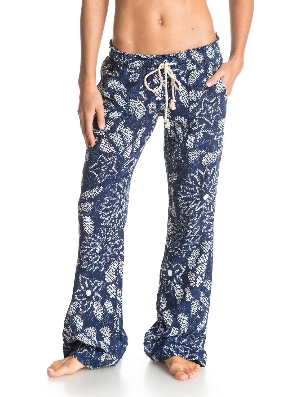 e50fec3a97 0 Oceanside Print - Printed Beach Pants ARJNP03013 Roxy
