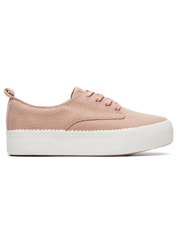 2cc3e53211 1 Shaka Platform Shoes Red ARJS300312 Roxy
