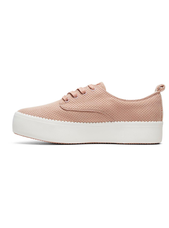 5b952b580a 2 Shaka Platform Shoes Red ARJS300312 Roxy