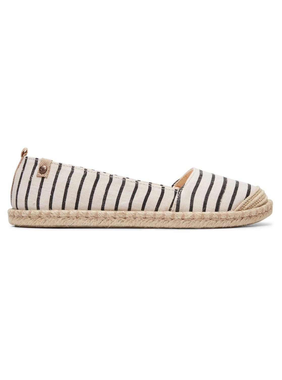 746862d78 1 Felicity - Slip-On Shoes for Women Black ARJS600435 Roxy