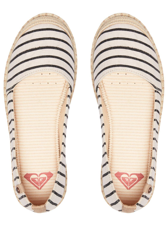 627072a50 3 Felicity - Slip-On Shoes for Women Black ARJS600435 Roxy