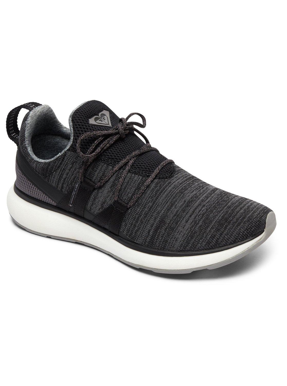 57bb378657f0 0 Set Seeker Shoes Black ARJS700123 Roxy