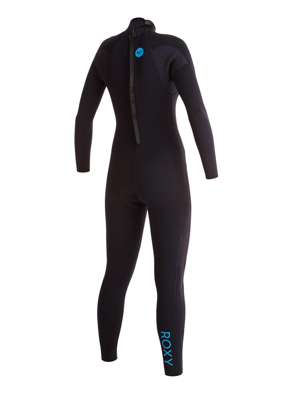 eaa13d9184 5/4/3mm Syncro Base Back Zip Wetsuit ARJW103046 | Roxy