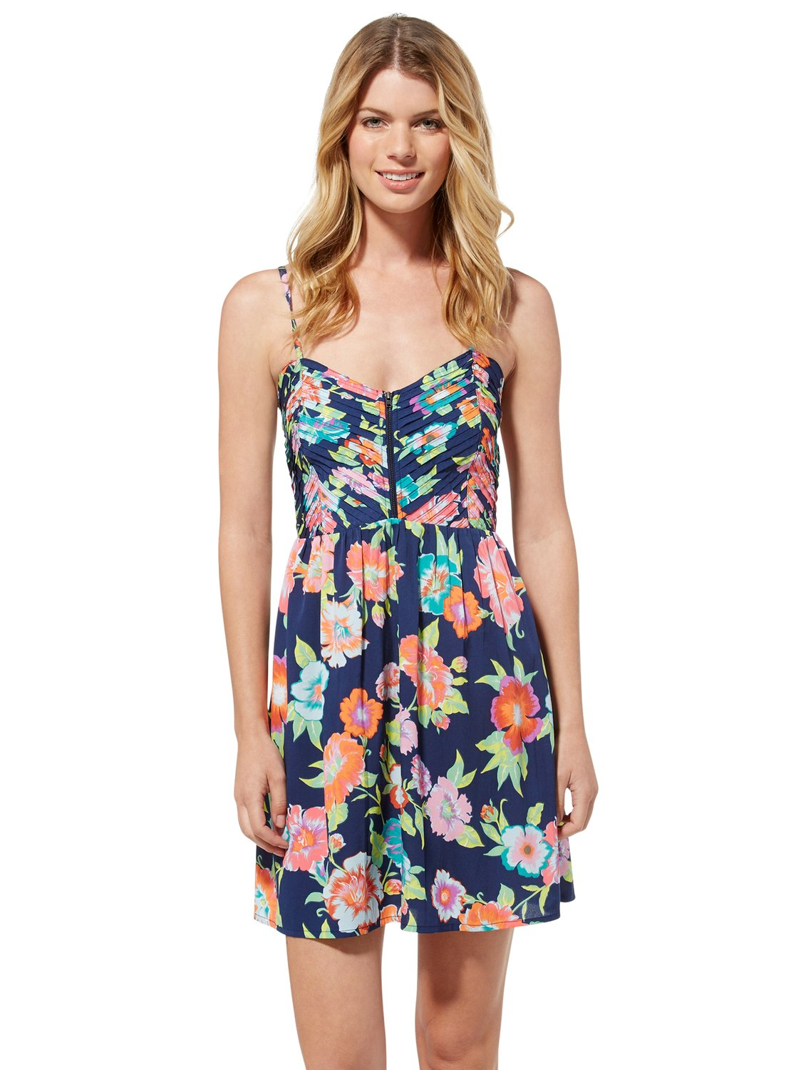 0519f0d7f1f 0 Shore Thing Dress ARJWD00066 Roxy