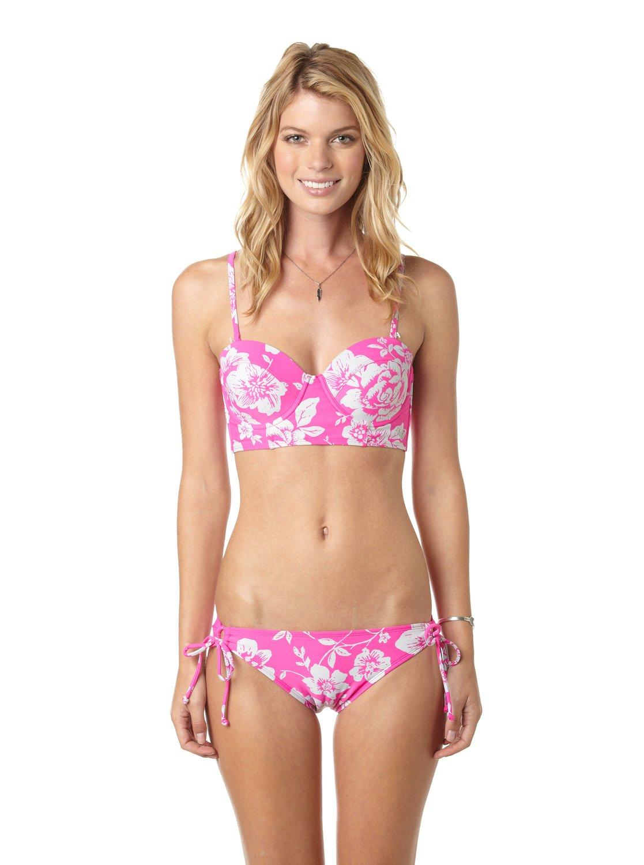 bc87109993a21 4 Beach Babe Bustia Bikini Top ARJX300062 Roxy