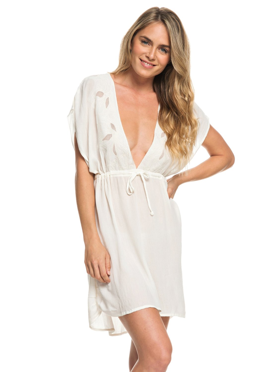 86a78d44eb 1 BEACH SIDE BABE COVER UP Blanco ARJX603104 Roxy
