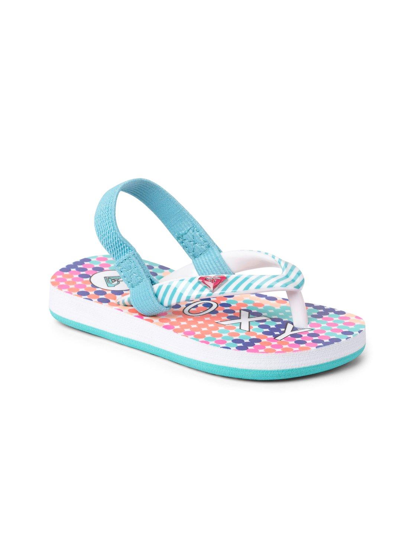 Roxy Girls Pebbles Vi Flip Flops