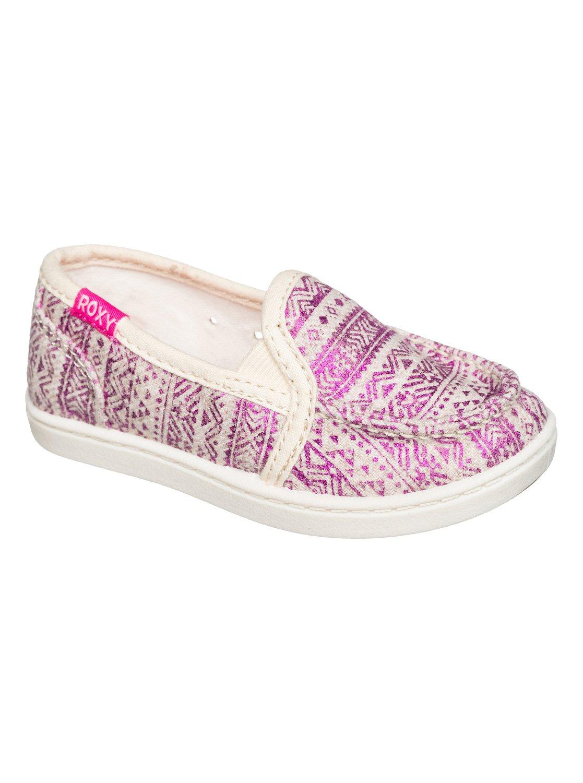 2e584f544e6c75 0 Girls 2-6 Lido II Shoes ARLS600008 Roxy