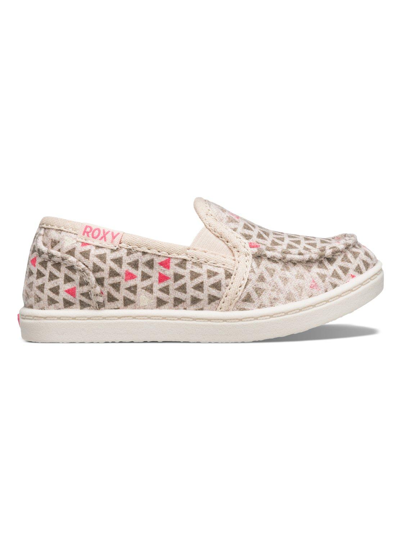 d412ad0f822dd4 1 Girls 2-6 Lido Wool II Shoes ARLS600015 Roxy