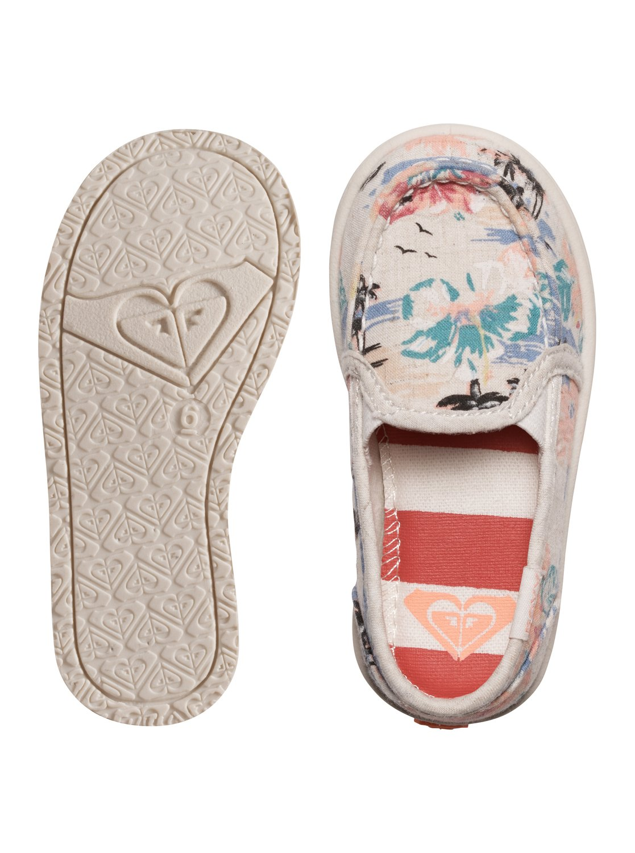 e841c22bd7fa98 4 Girls 2-6 Lido Slip-On Shoes ARLS600022 Roxy